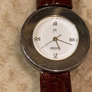 Vintage Ecclissi Sterling Case and Buckle Watch
